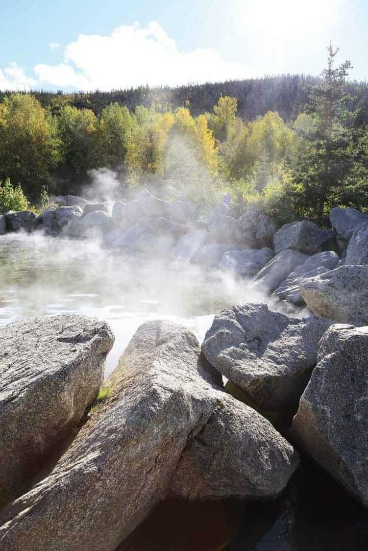 Chena River Hot Springs