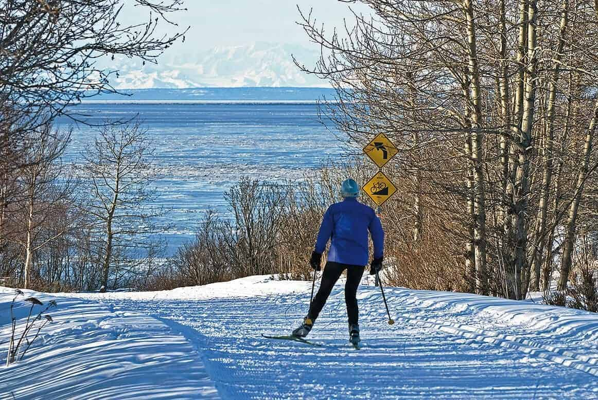 XC Skiing Jody Overstreet