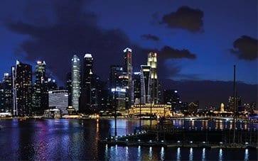 Singapur City Tour