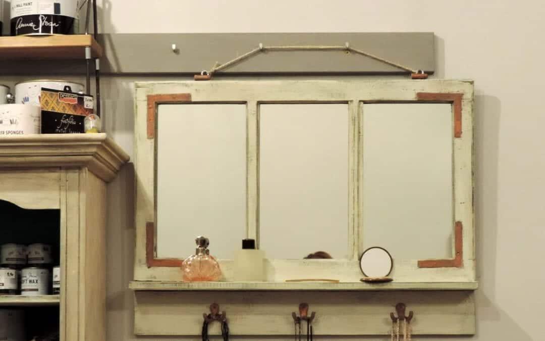 DIY Fensterrahmen