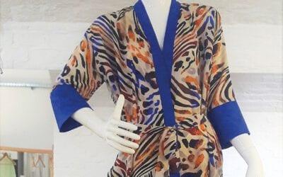 DIY Kimono lang