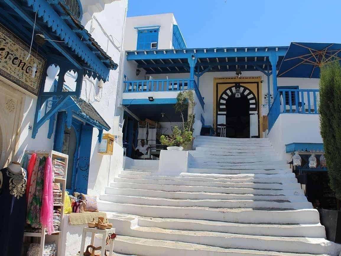 Tunesien  Vorlage Blogbreite