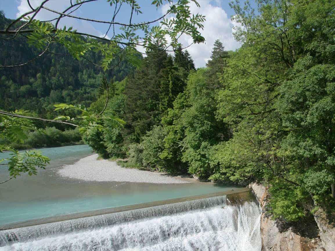 Tirol Vorlage Blogbreite